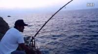 海钓大鱼视频_重矶钓冲绳大物