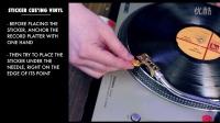 【BPM发布】DJ Dirty Digits - Sticker Cue'ing Vinyl - Watch and Learn-Scratch教学视频