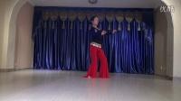 部落肚皮舞教程-(肩部控制力练习)段晶