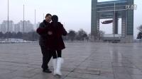 小娘子系列之五-情人节世纪广场跳黑小伙