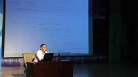 宋多多做客北京现代音乐学院北音大讲堂(1)