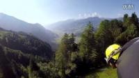 [K分享] GoPro:瑞士群山中的壮丽飞行