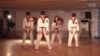 [K-Tigers TV] 150221 韩国虎队 跆拳道 Junior New project 3 Final