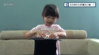 汝汝魔术(4岁)-可爱白兔 (汝汝与杉杉的魔法小铺)