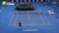 逆天的网球!