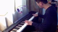 《情歌》姜创视频 钢琴独奏