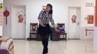 李静广场舞: 高原蓝(改进版)