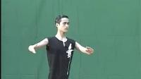 拉丁舞教材 大全 拉丁舞考级 银牌级桑巴 节选 北京教材大全提供