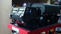 「RCNOW」Capo Tatra 8x8 声光系统测试视频-大车车模型
