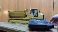 「RCNOW」ART crawler transporter 963D 工程车操作视频-大车车模型