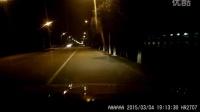 行车记录仪,不打方向,在路中间突然停车,危险驾驶