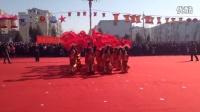 2015年正月十五闹元宵,红红的日子舞蹈祝朋友们节日快乐,身体健康