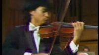 胡坤与梅纽因勋爵及柏林广播乐团演奏西贝柳斯协奏曲(1987.10)第三乐章
