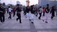 舞动盘锦邓红广场舞动感16步 舞曲-芭比娃娃《摇啊摇咧》