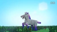 Minecraft同人动画-男孩与女孩的差别-AbrahamAnimations