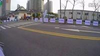 2015年斯柯达heros中国自行车系列赛上海嘉定站选手摔车