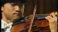 胡坤与梅纽因勋爵及柏林广播乐团演奏西贝柳斯协奏曲(1987.10)第一乐章a