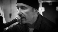 U2乐队吉他手THE EDGE访谈:音乐及音乐创作 Feedback Kitchen_ Mario Bat