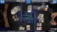 SCGBALT - Modern - Round 15b - Reid Duke vs Jonat