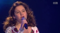 Solomia - Time To Say Goodbye - The Voice Kids Germany 2015 Blind Auditions