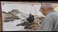 山水画 学习山水画矿物颜料