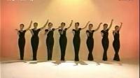 敦煌舞步法十种(高金荣敦煌舞风格性训练课)