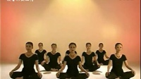 敦煌舞呼吸和眼神训练与组合展示(高金荣敦煌舞风格性训练课)