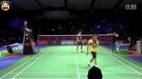 2013年丹麦羽毛球公开赛男单决赛  李宗伟vs谌龙(低视角版)