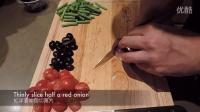 超级煮家男人法國土倫 - 尼斯吞拿魚沙律 Toulon, France - Tuna Nicoise Salad