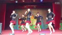 黄家新屋村广场舞(摇摆哥恰恰)M4H01020