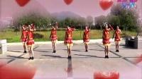 达州幽香广场舞《小苹果》编舞心随