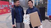2015邯郸马拉松赛采访男子组冠军王光辉