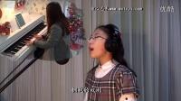 我是歌手第三季 陈洁仪《心动》真人演唱+钢琴伴奏