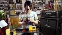 吉他调音神器NUX PT-5踏板调音器左轮评测