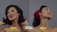 百年之美 - 朝鲜半岛的女性妆容演变