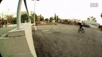 洛杉矶街头的BMX