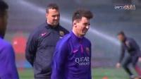 巴塞罗那训练视频(2015.3.19)