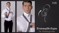 男士时尚课堂如何打领带-普拉茨堡结(Plattsburgh Knot)