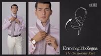 男士时尚课堂-如何打领带-格兰切斯特结(Grantchester Knot)