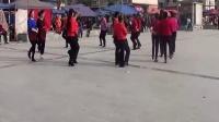 快乐天天广场舞-健身舞-双人圈舞:爱情果(集体舞)