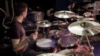 Matt Greiner, Adam Gray, Grant McFarland drum solo