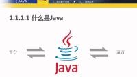 1.1.1.1 什么是Java 《软件测试员(java)三级》