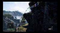 [FarCry4全流程娱乐]01-据说吴人和王王要去塔顶看X片?
