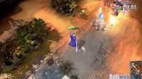 风暴英雄前世今生-[Gstar2011]Blizzard DOTA - 现场试玩