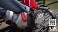 爱飞轮ACTON智能风火轮 电动鞋两轮平衡暴走鞋 智能电动鞋