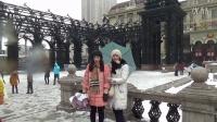 雪游哈尔滨