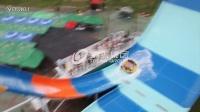 潮流集团水上乐园设备推荐-大型冲天回旋水滑梯