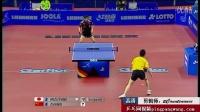 世界乒乓球赛_ 张继科 vs 水谷隼 乒乓球比赛视频剪辑