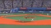 プロ野球 07_8_17 T-C カープ廣瀬の好返球も誤審