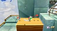 【Yoshi解说】超级马里奥银河2(世界一关卡2-2)